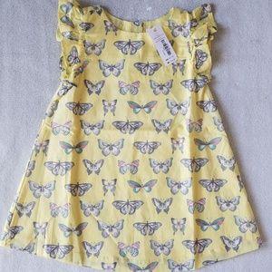 Super Cute NWT Gymboree 2T Butterfly Dress
